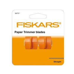 Fiskars High Profile TripleTrack™ Blades for Personal Paper Trimmer - Straight Cutting